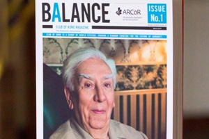 """BALANCE, a Club of Rome magazine, edited by ARCoR"", was launched in the presence of members and special guests"